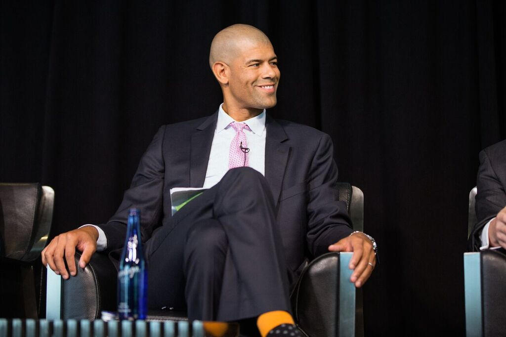 Shane Battier, former All-American player, NBA Legend and Co-Founder, Duke University, Miami Heat and Take Charge Foundation